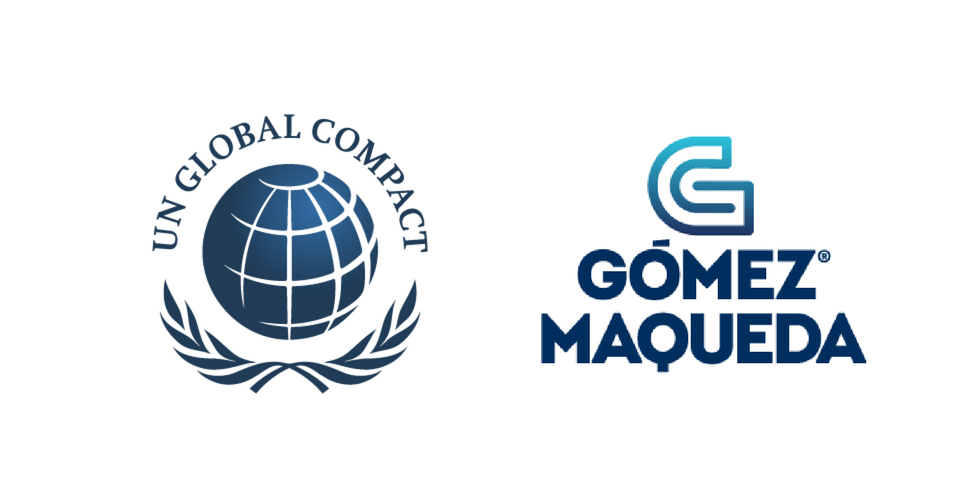 Gómez Maqueda firma el Pacto Mundial de la ONU