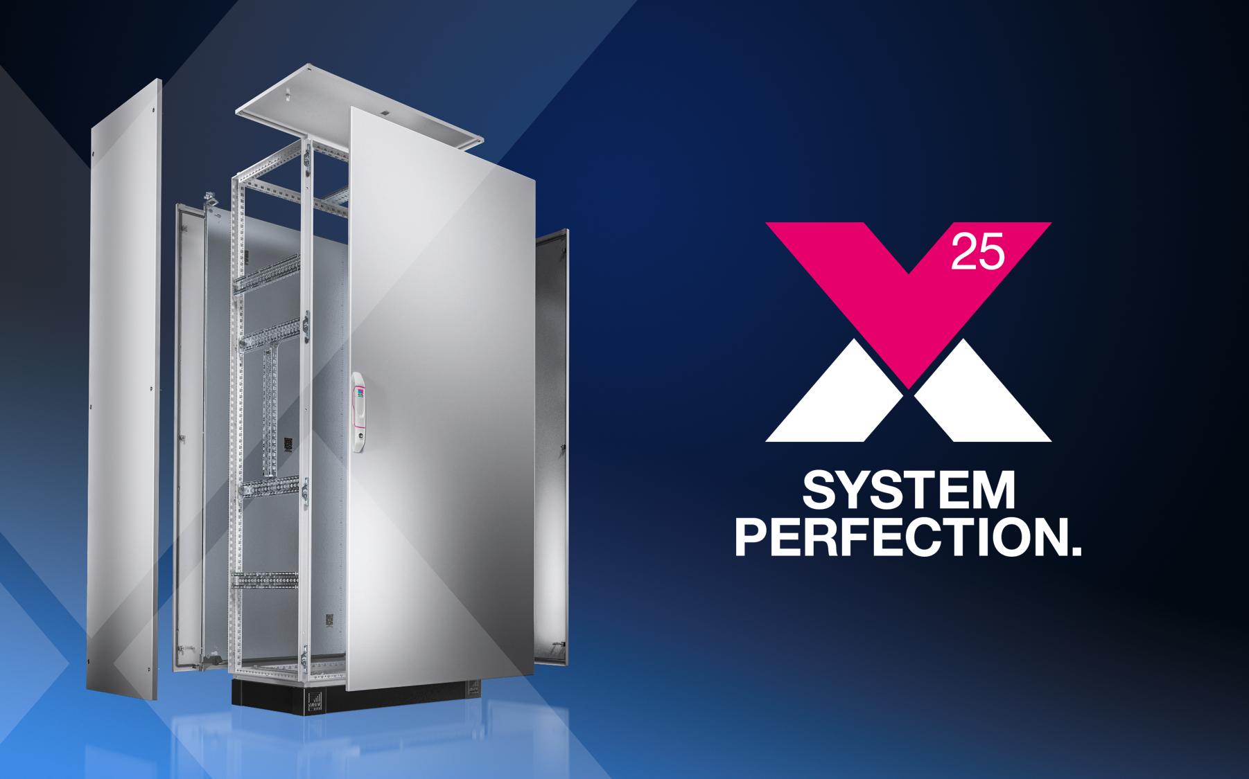 Jornada formativa Rittal Lunes 2 de Julio: presentación del nuevo armario ensamblable VX25