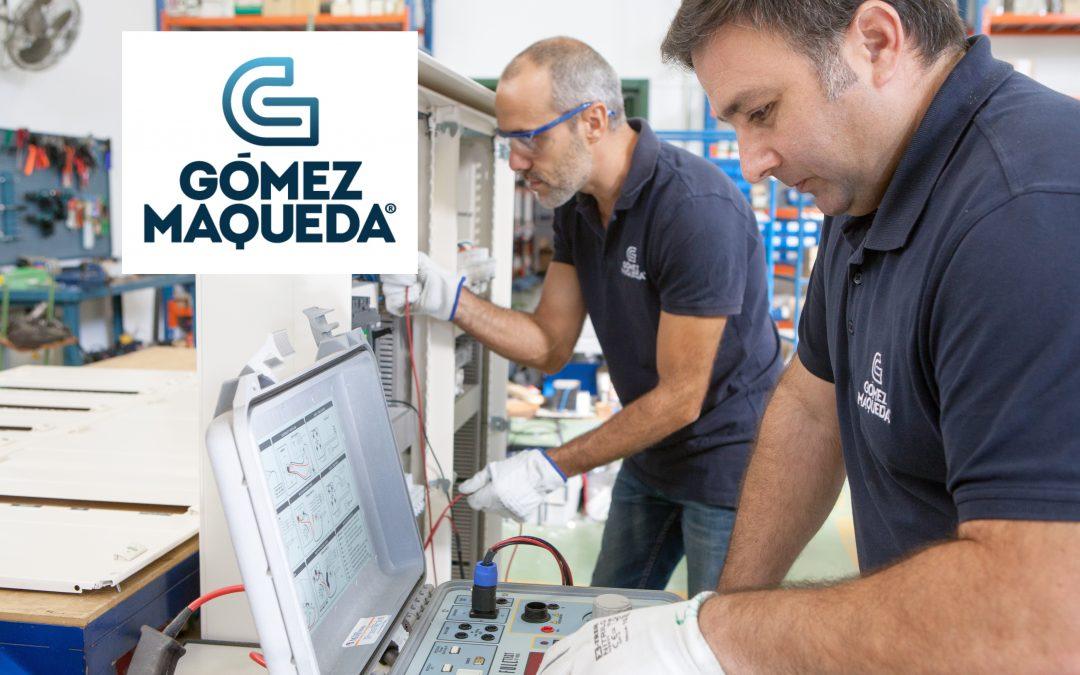Gómez Maqueda Materiales Eléctricos