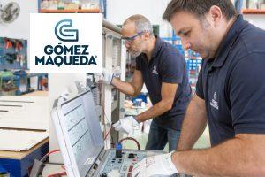 Gómez Maqueda - Materiales Eléctricos - Sevilla