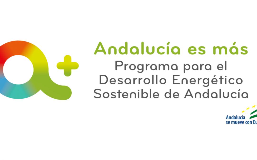 Programa para el Desarrollo Energético Sostenible de Andalucía